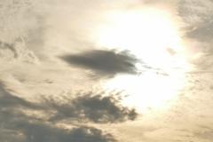 soleil en feu