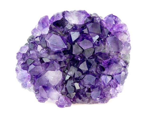améthyste violette